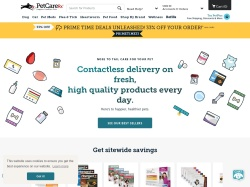 petcarerx.com screenshot