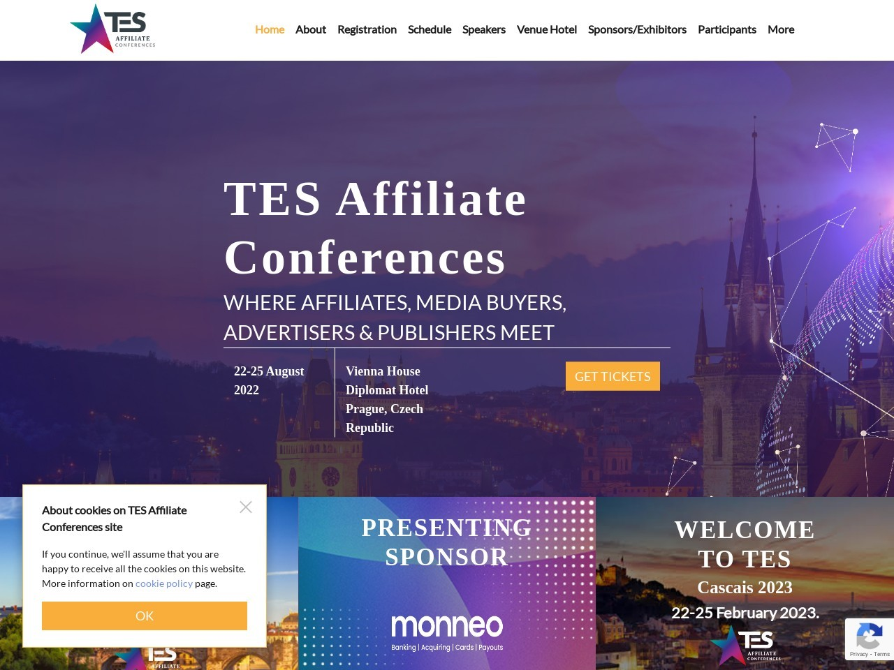 TES Affiliate Conference Spring 2021