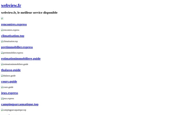 webview.fr