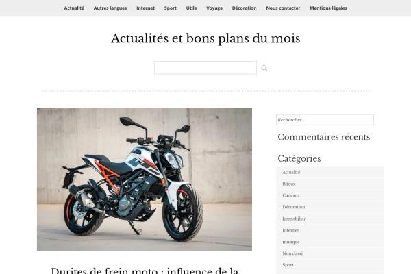 www.actusdumois.fr
