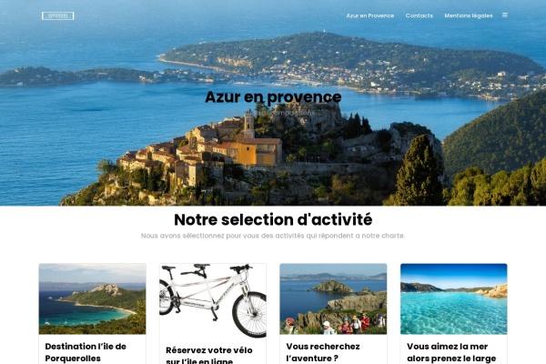 www.azurenprovence.fr