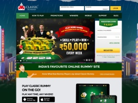 Online store ClassicRummy
