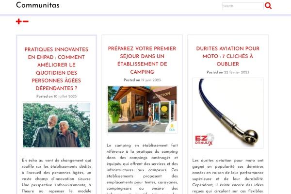 www.communitas.fr