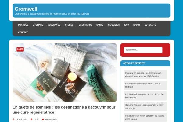 www.cromwell.fr