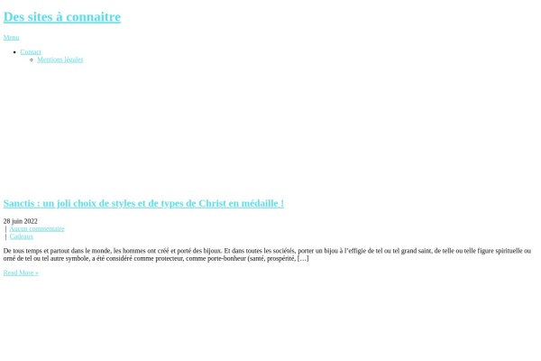 www.des-sites-a-connaitre.com
