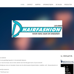 D. Hairfashion