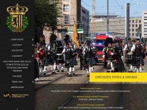 Dresden Pipes & Drums