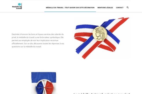 www.medailledutravail.com
