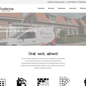 Mulder – Hop Schilders B V