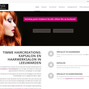 Timme Haircreations