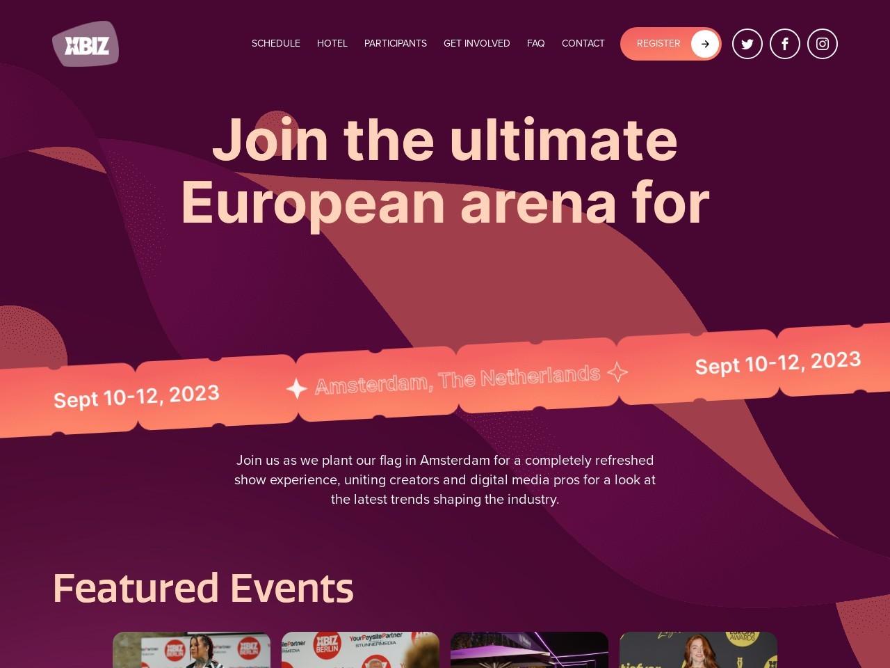 XBIZ Berlin 2020 Virtual