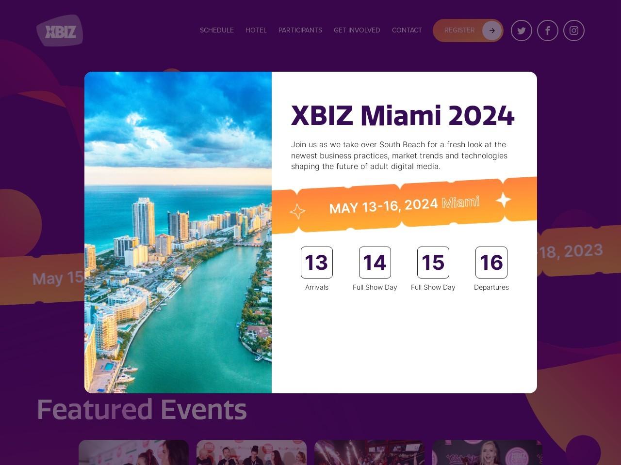 XBIZ Miami 2020 Virtual