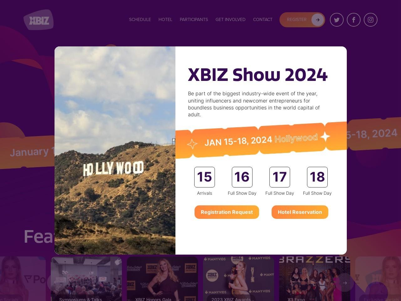 XBIZ Show 2020