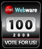 Vota en Webwere 100 2009
